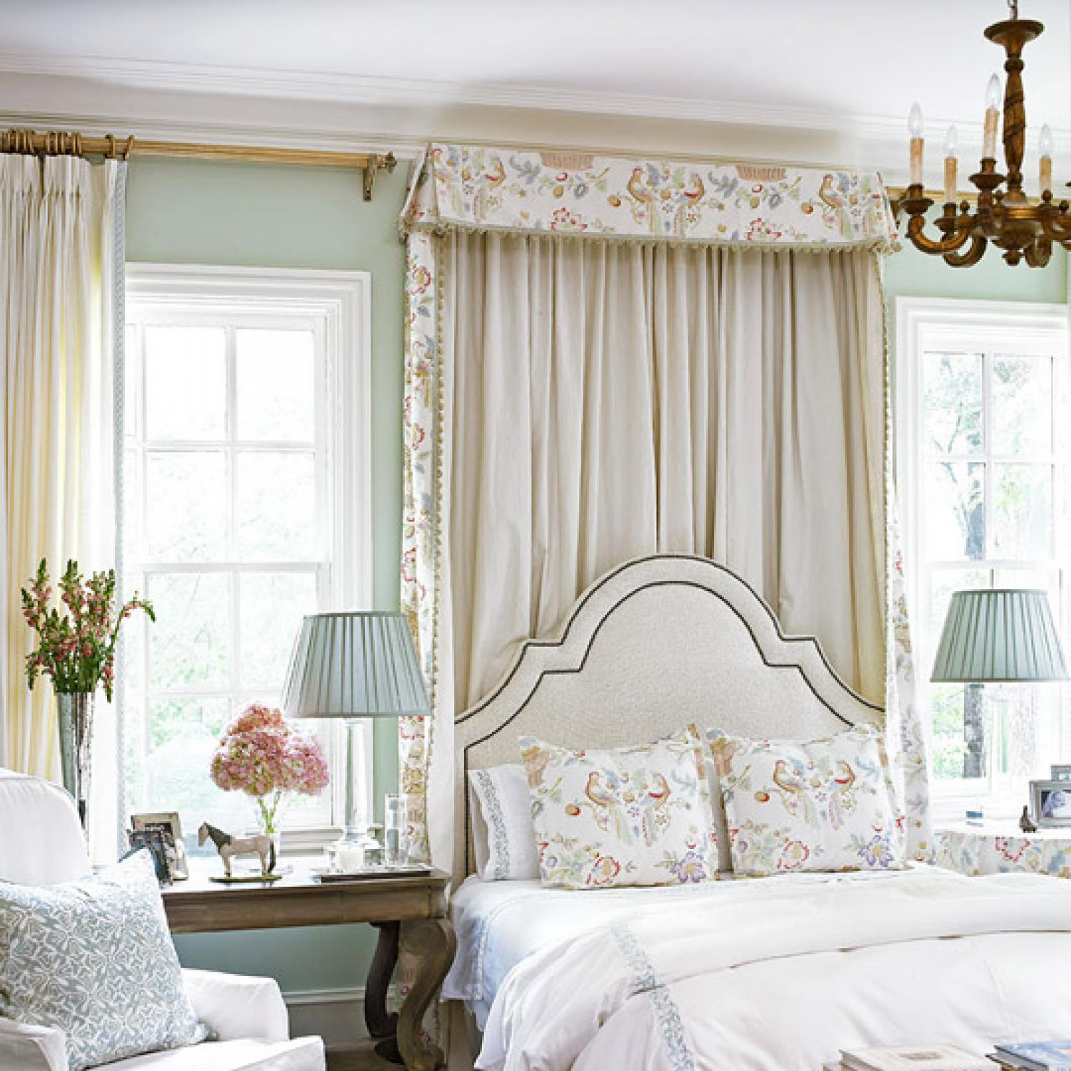 traditional home bedroom photos photo - 3