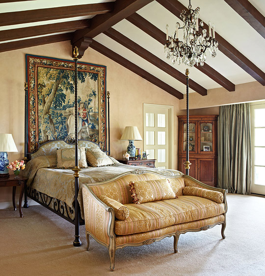 traditional home bedroom photos photo - 7