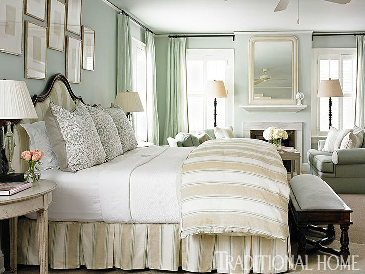 traditional home bedroom photos photo - 9