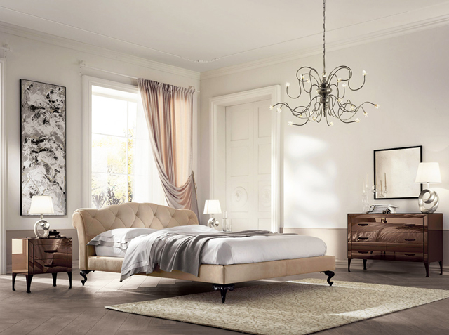 traditional modern bedroom photo - 9