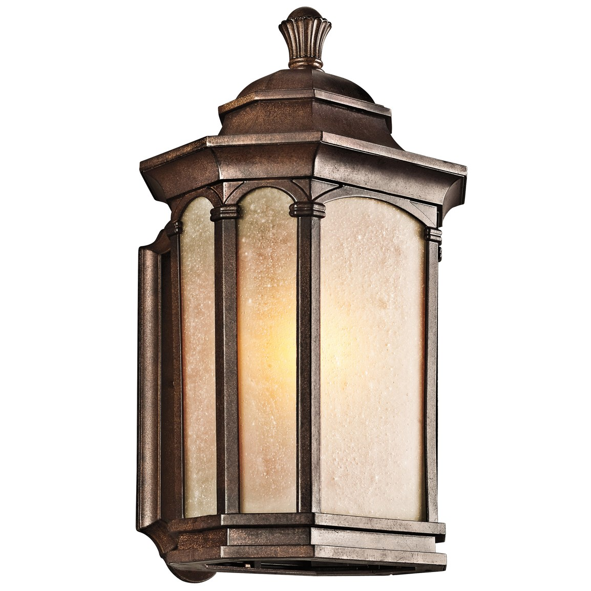 traditional outdoor wall lighting photo - 10