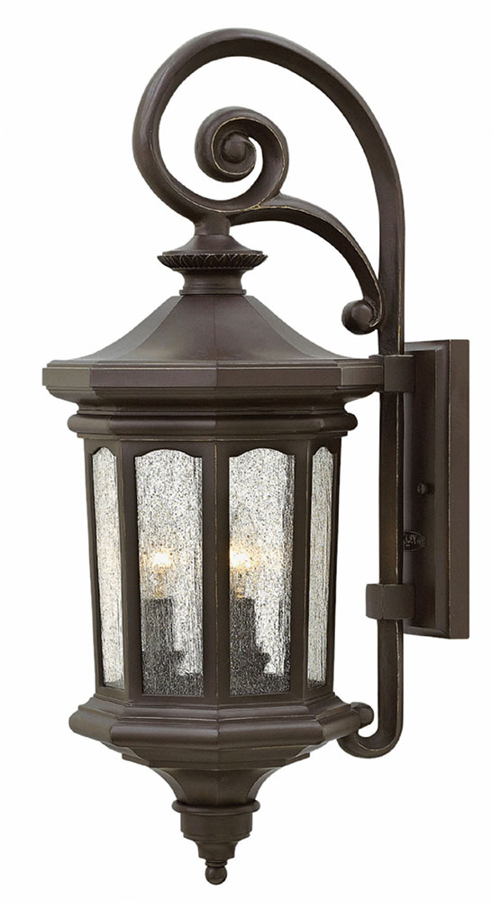 traditional outdoor wall lighting photo - 5