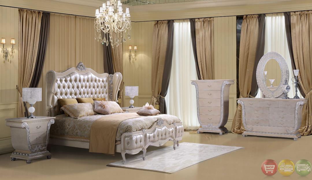 traditional queen bedroom sets photo - 3