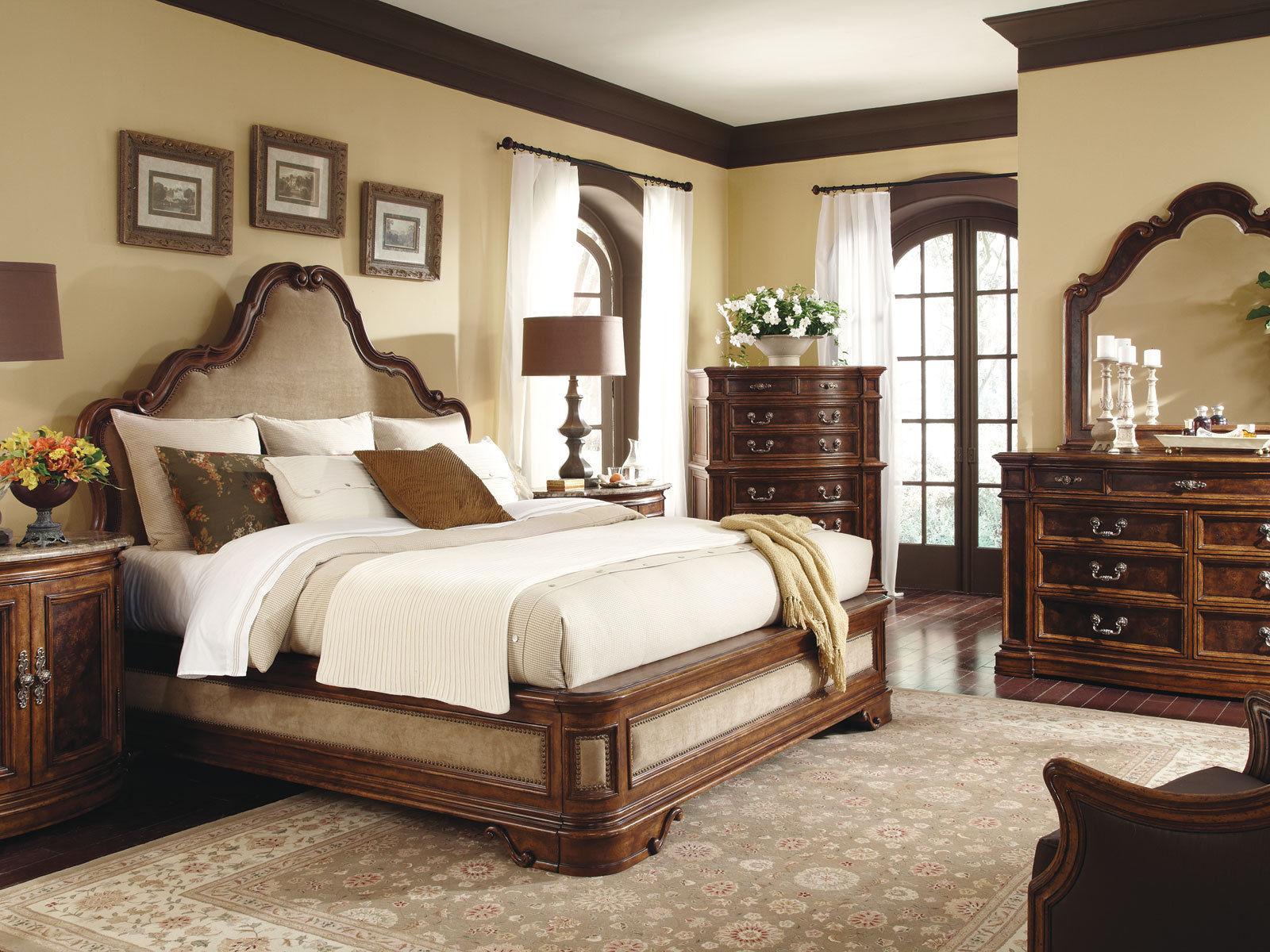traditional queen bedroom sets photo - 4