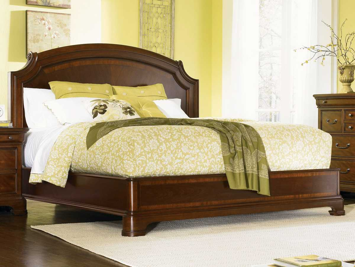 traditional queen bedroom sets photo - 5