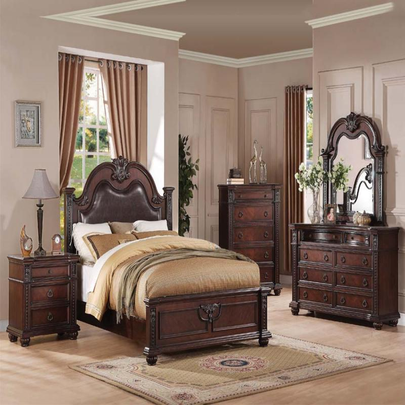 traditional queen bedroom sets photo - 7