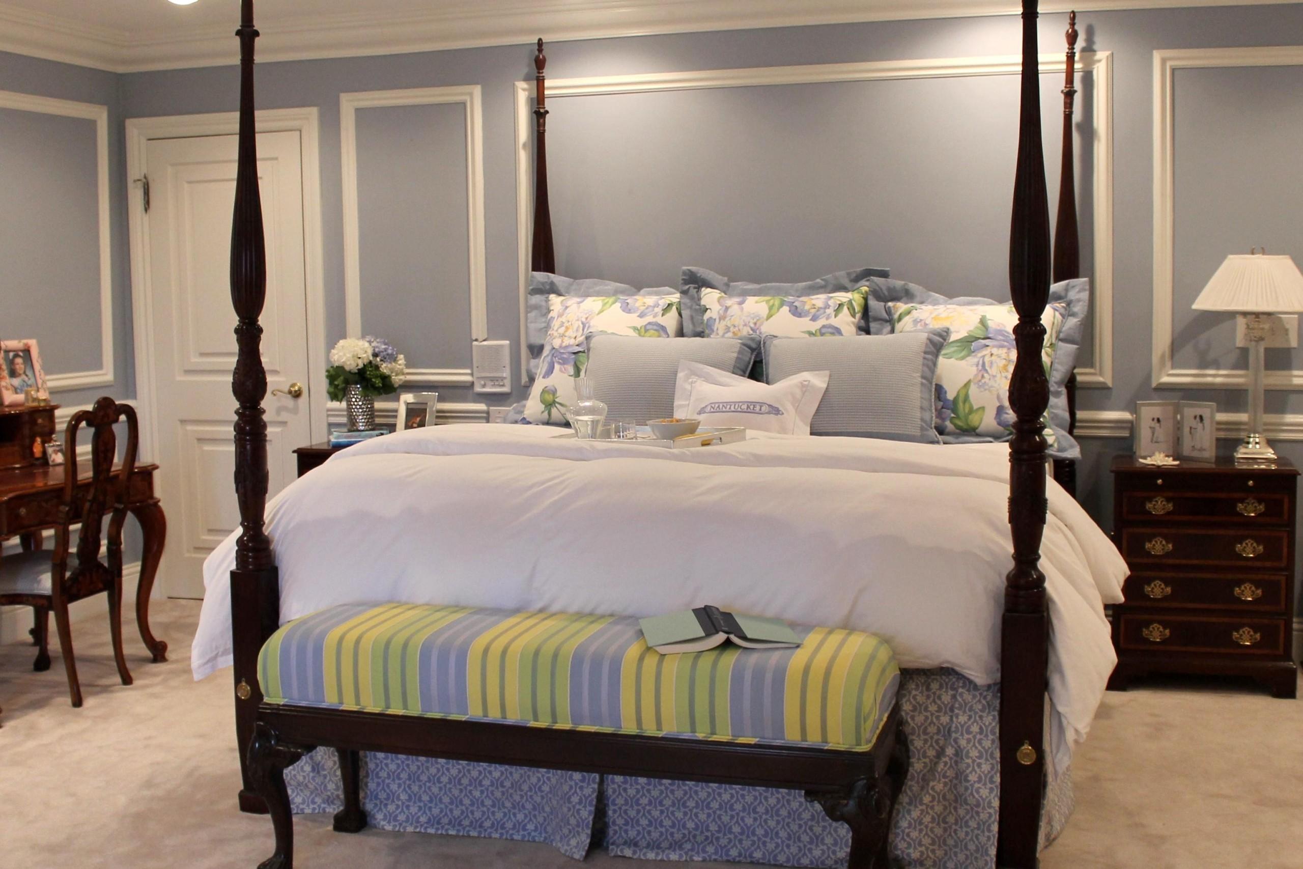 traditional romantic bedroom ideas photo - 4