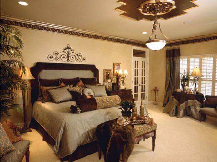 traditional romantic bedroom ideas photo - 5