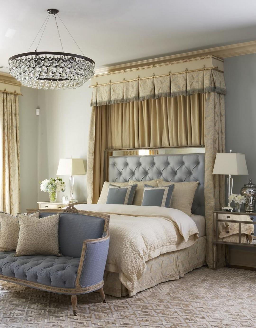 traditional romantic bedroom ideas photo - 8