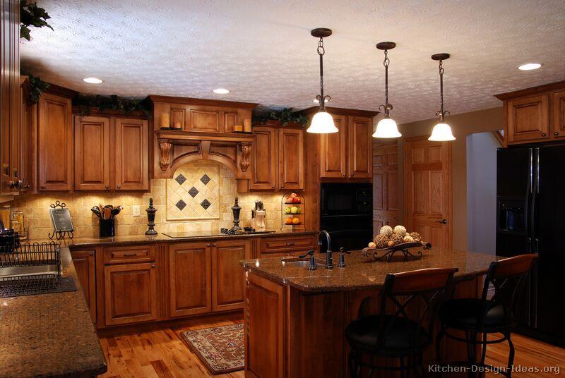 tuscan kitchen cabinets ideas photo - 3