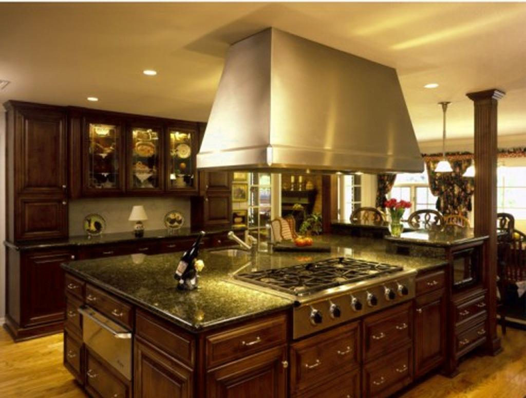 tuscan kitchen cabinets ideas photo - 8