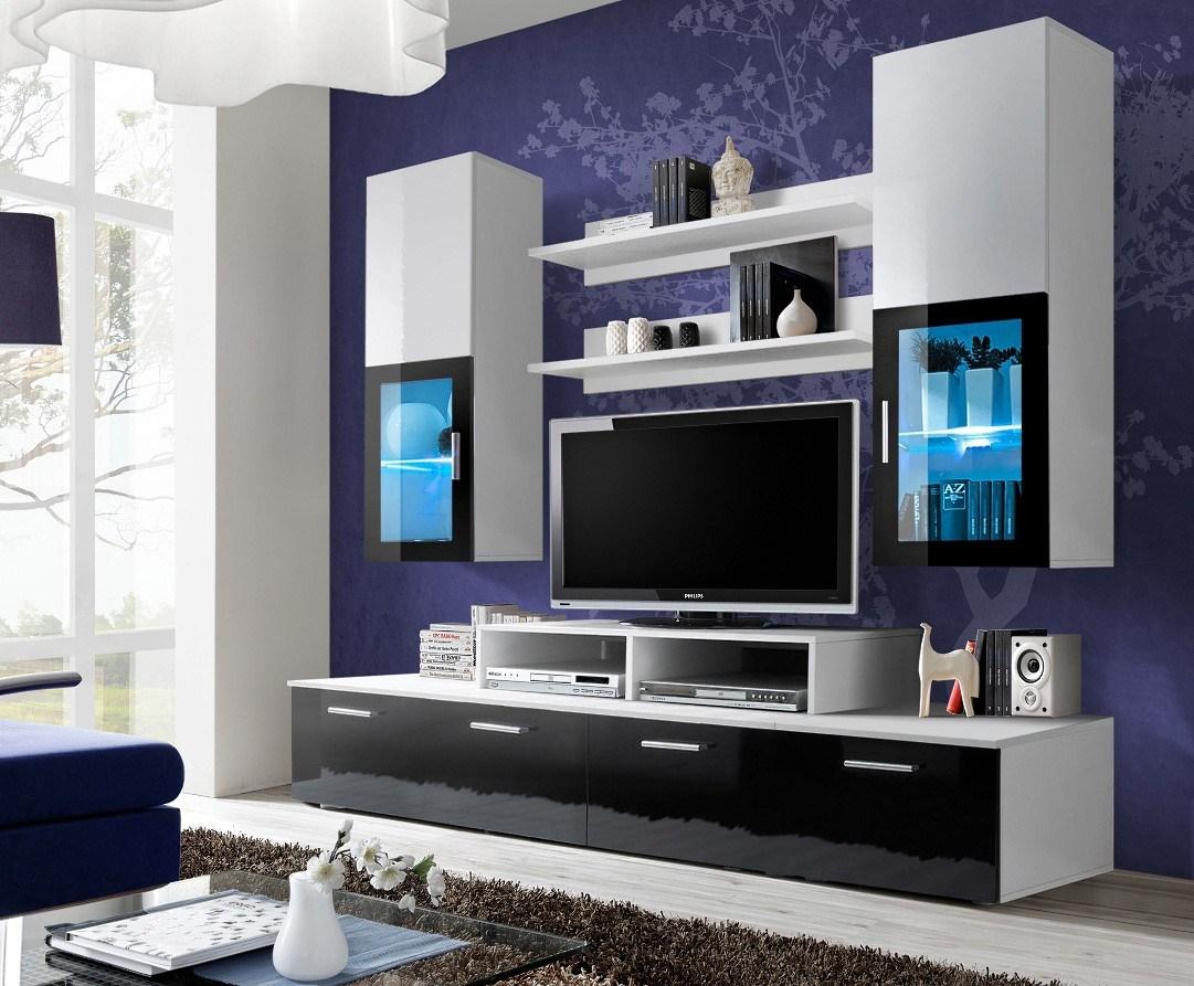 tv unit design ideas photo - 10