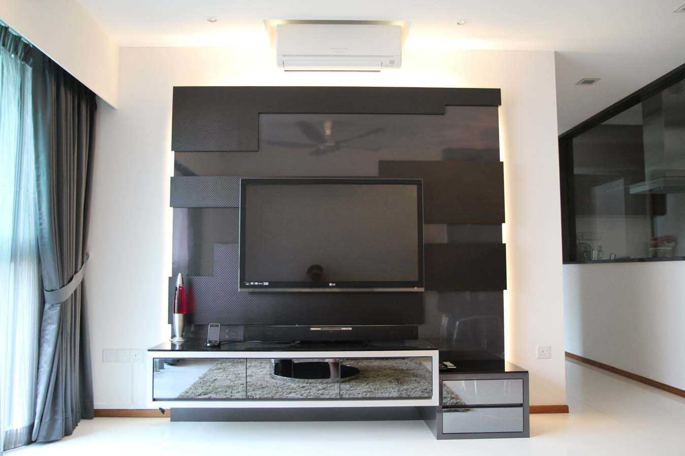 tv unit design ideas photo - 3