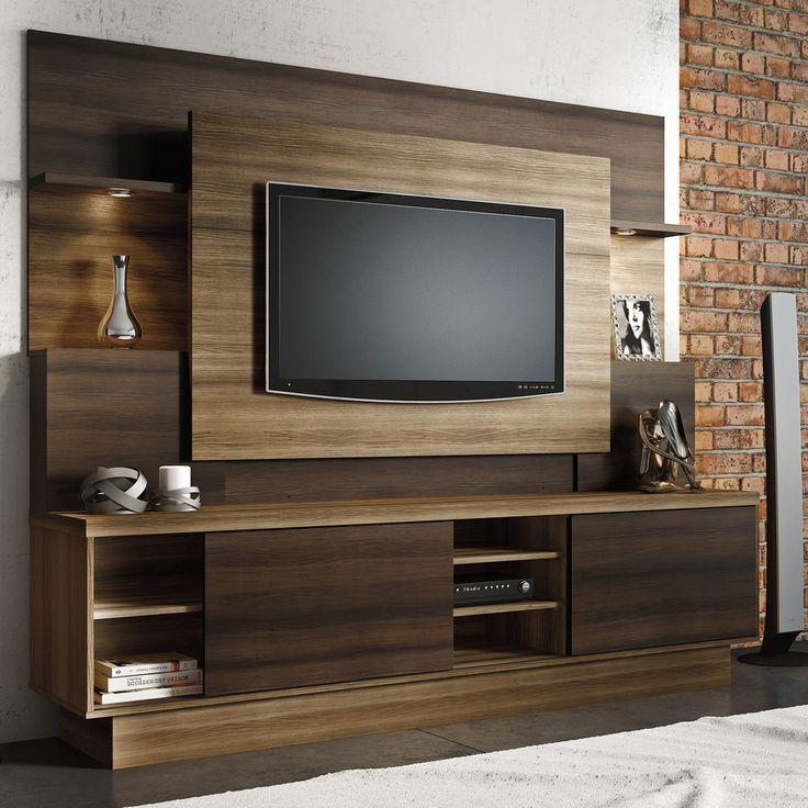 tv unit design ideas photo - 7