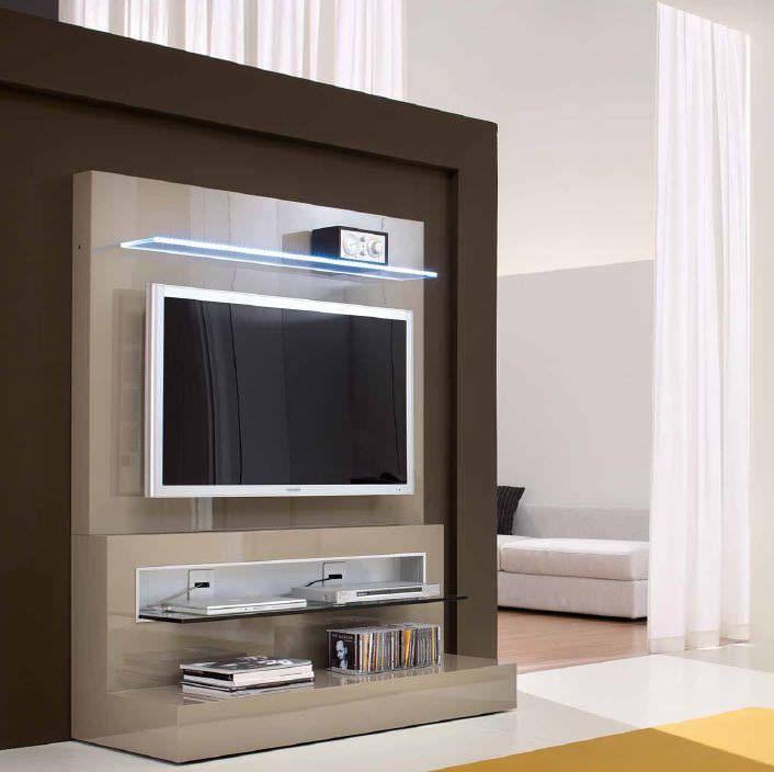 tv unit design ideas photo - 8