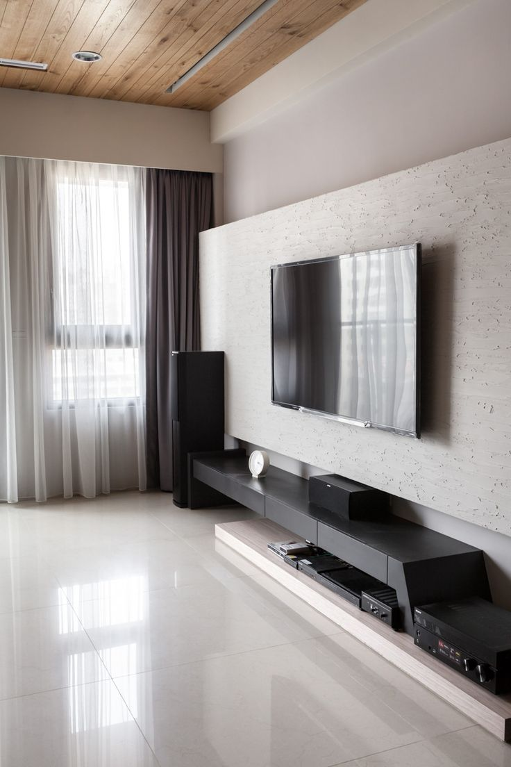 tv unit design ideas photo - 9