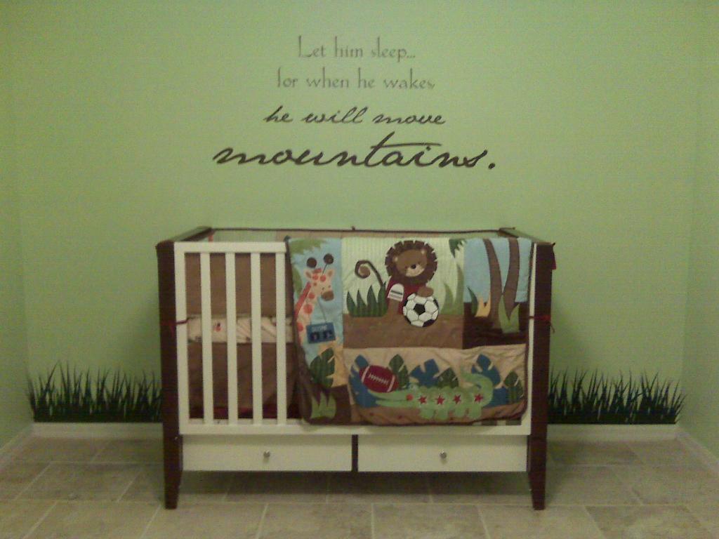 twin baby crib bedding photo - 10