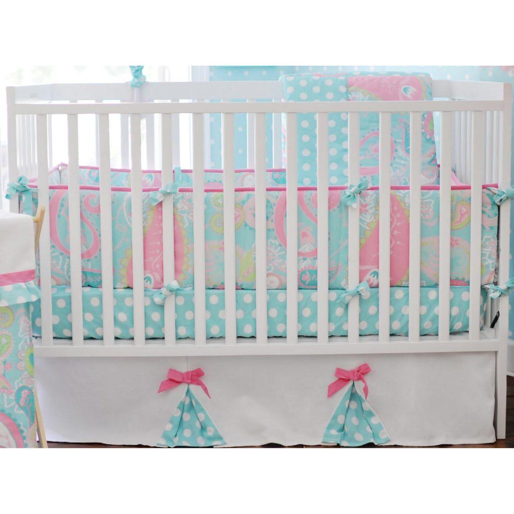 twin baby crib bedding photo - 2