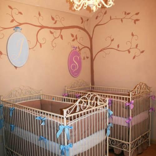 twin baby crib bedding photo - 3
