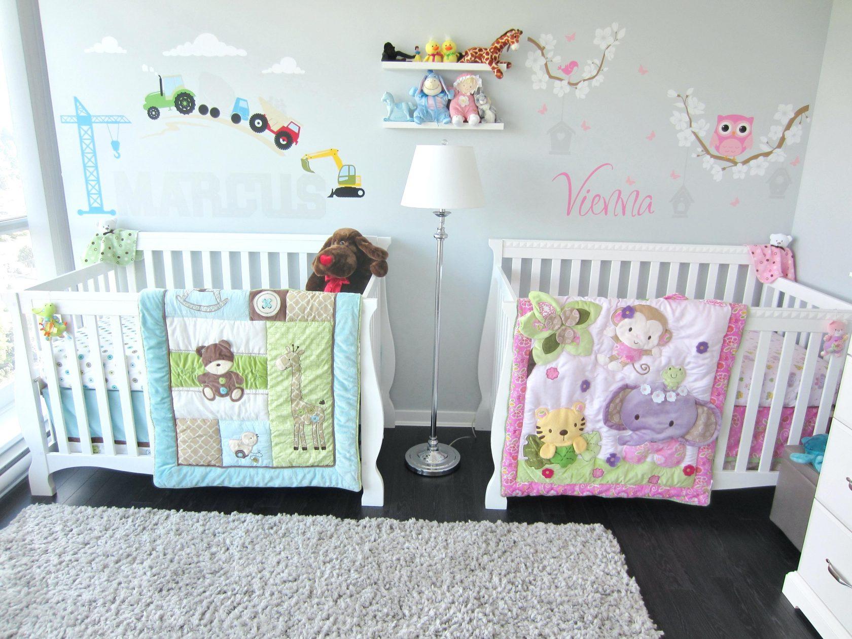twin baby crib bedding photo - 8