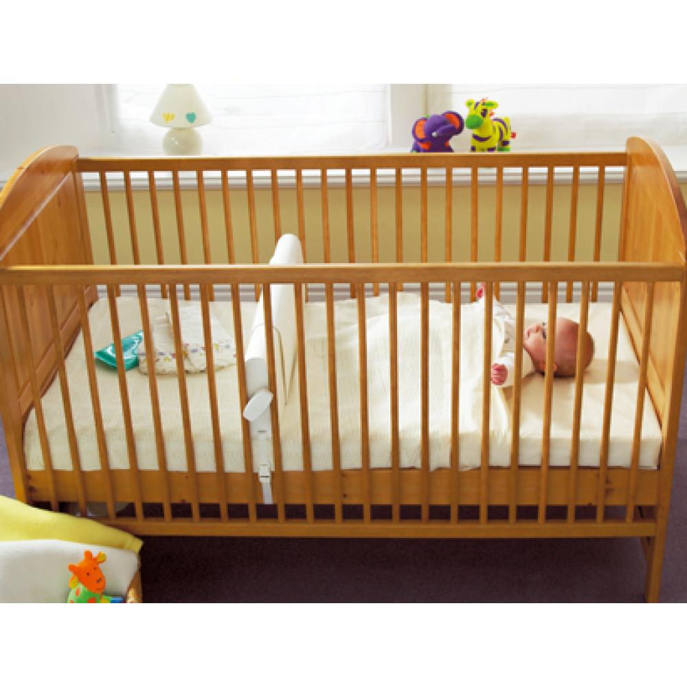 twin baby crib divider photo - 7
