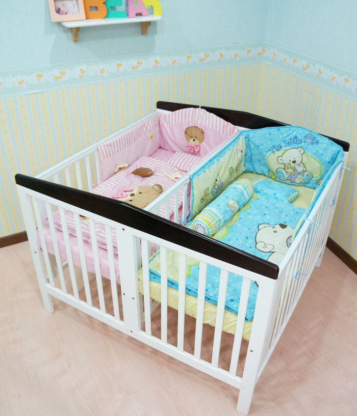 twin baby furniture photo - 1