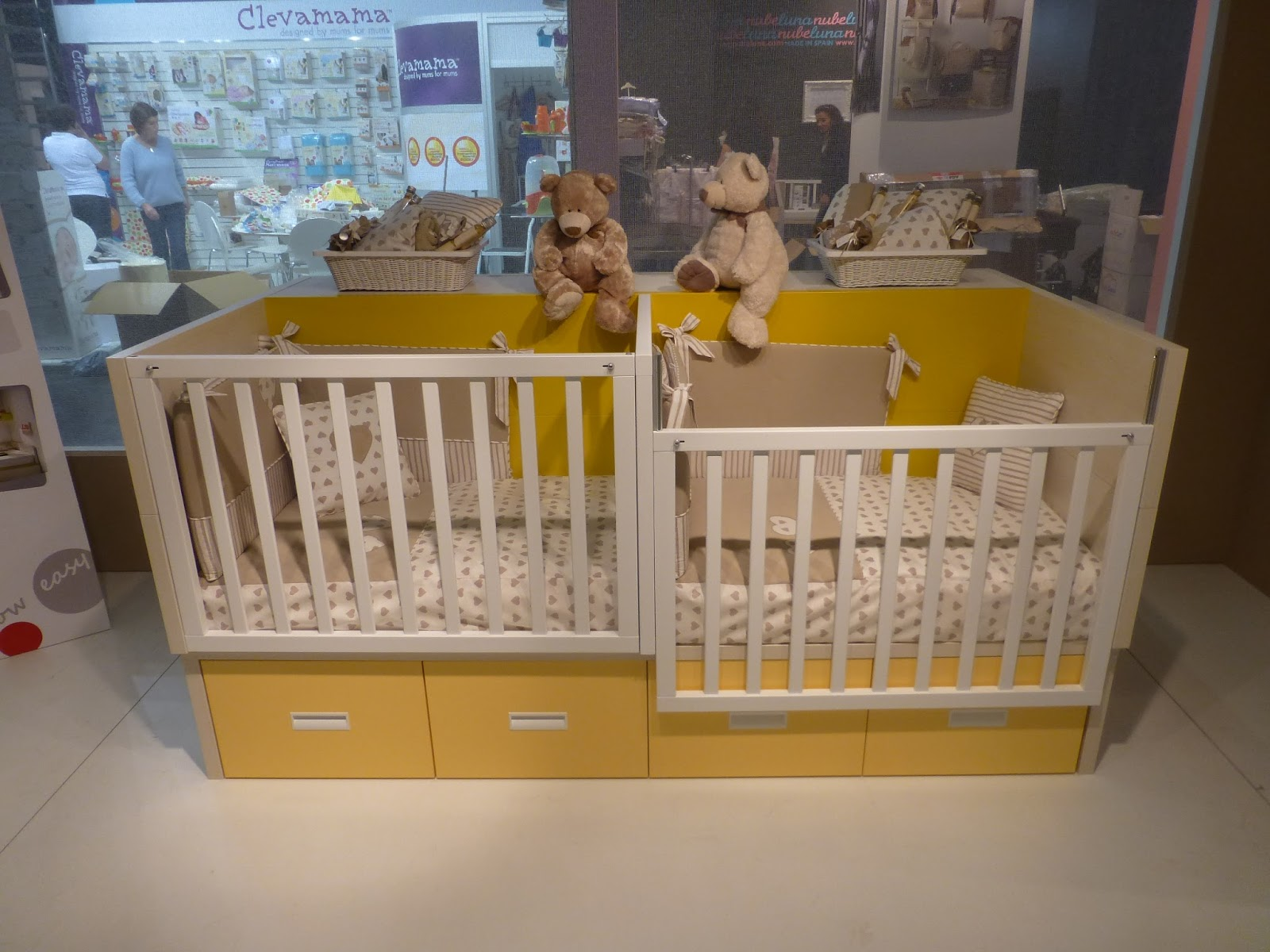 twin baby furniture photo - 4