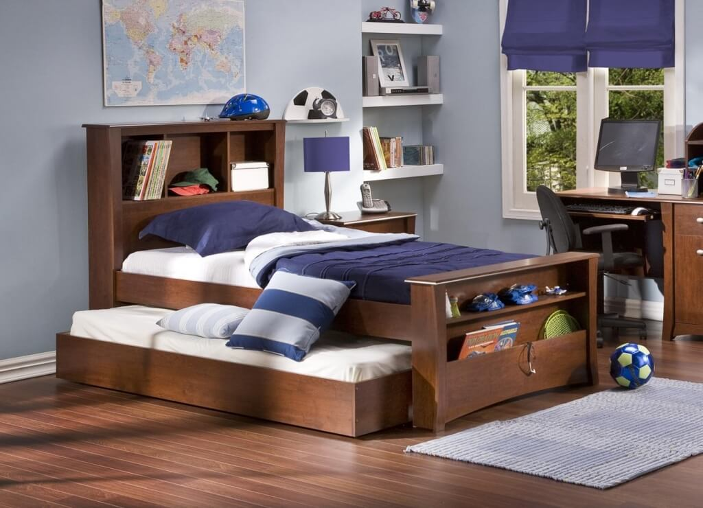 twin bed age for kids photo - 10