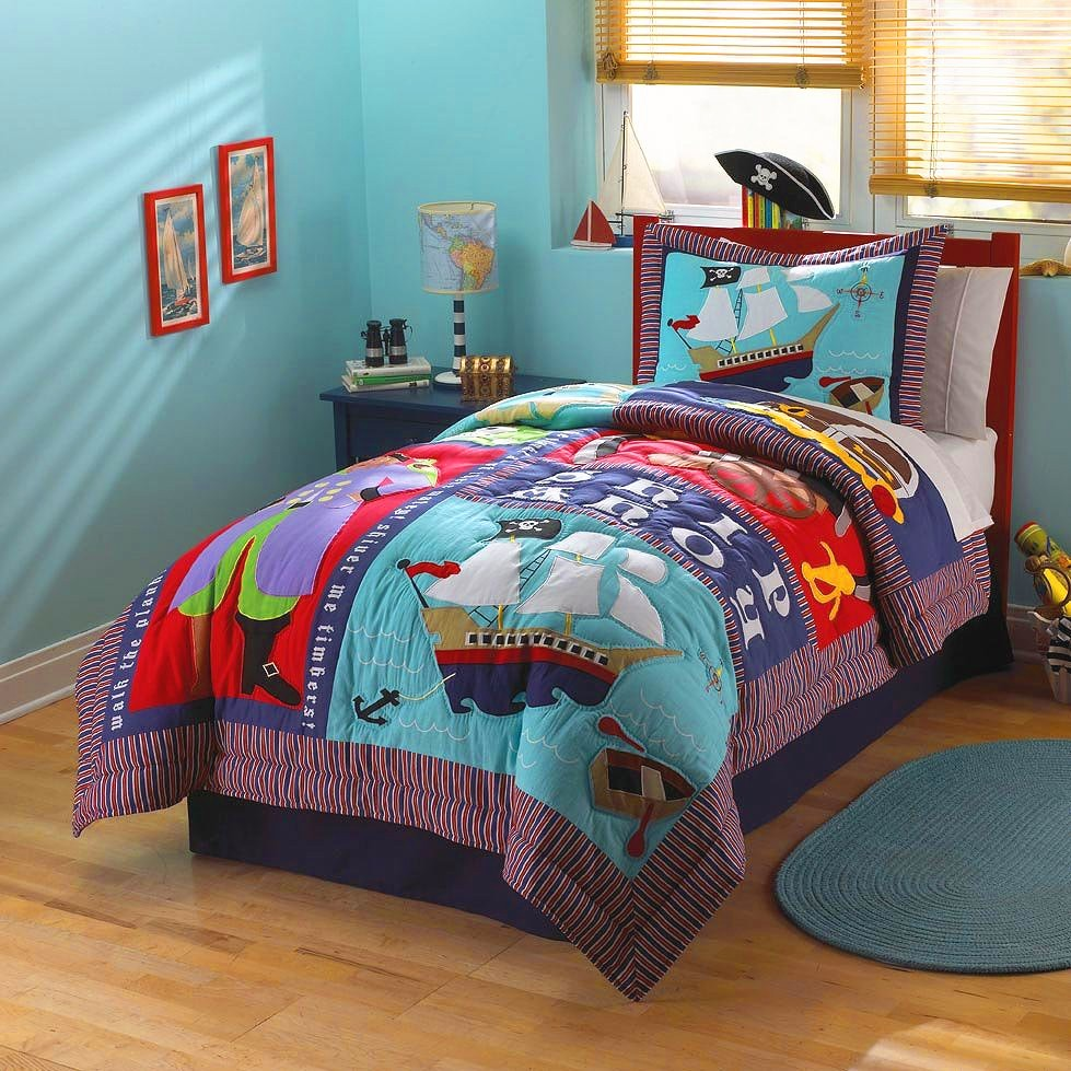 twin beds for little boys photo - 6