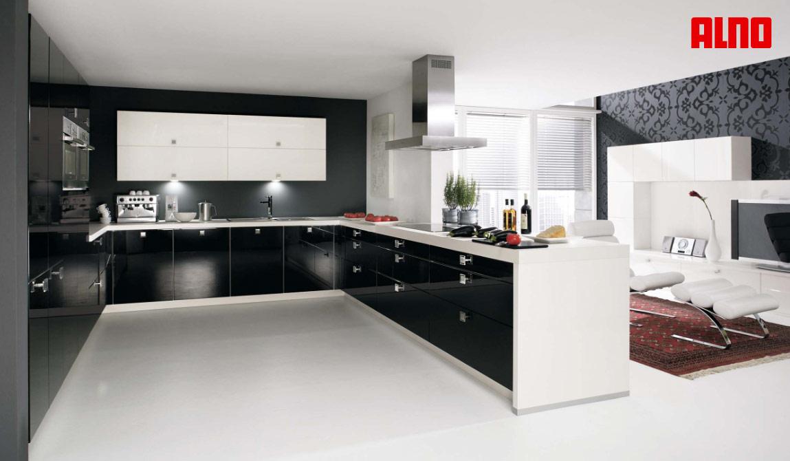 u shaped kitchen photo - 6