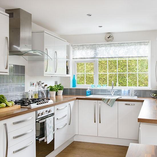 u shaped kitchen photo - 8