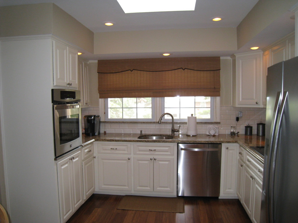 u shaped kitchen cabinet ideas photo - 10