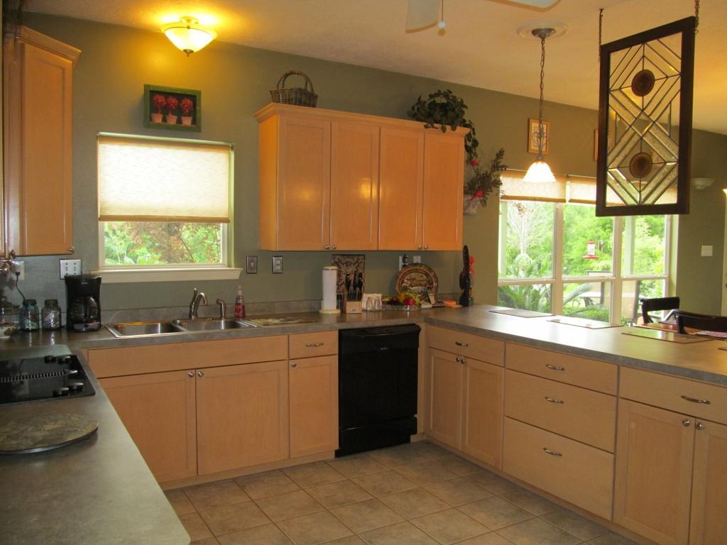 u shaped kitchen cabinet ideas photo - 6