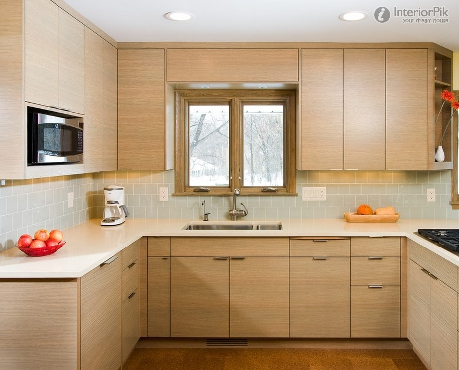 u shaped kitchen cabinets photos photo - 4