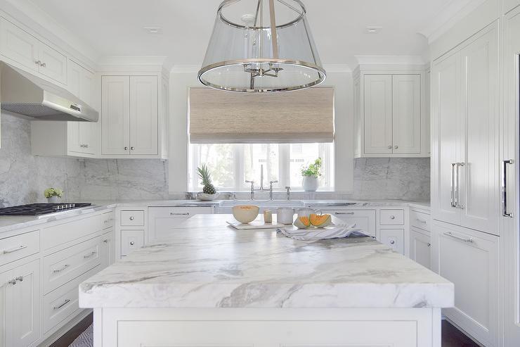 u shaped kitchen counter photo - 8