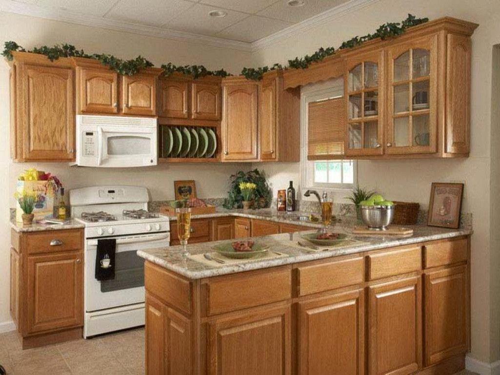 u shaped kitchen cupboards photo - 3