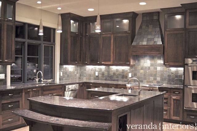 U Shaped Kitchen Designs Without Island Hawk Haven