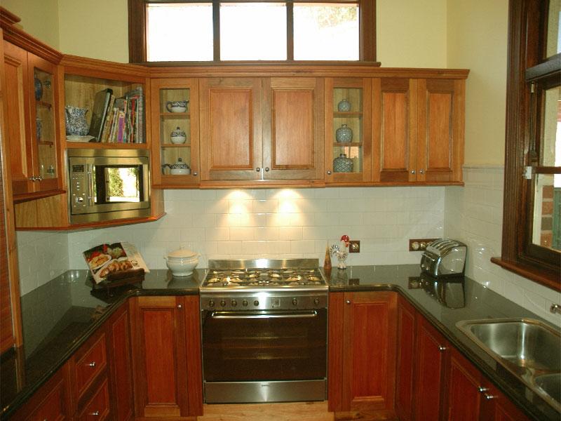 u shaped kitchen ideas photo - 8