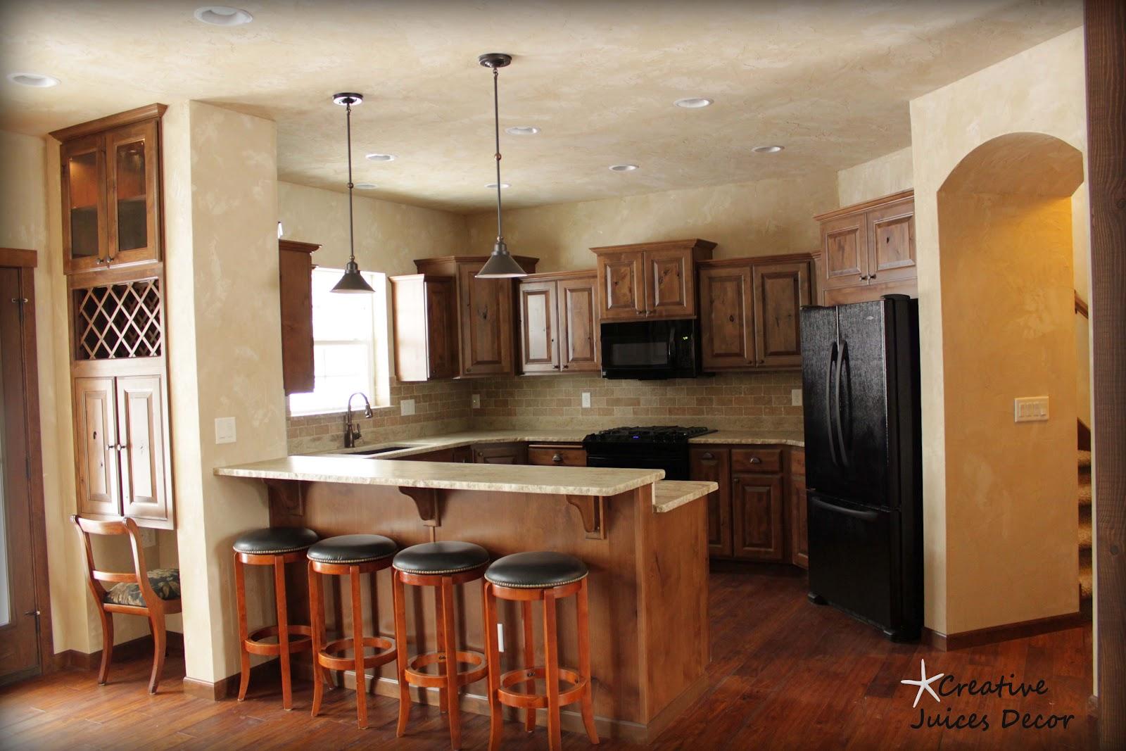 U Shaped Kitchen Lighting Hawk Haven