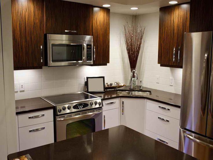 u shaped kitchen makeovers photo - 3