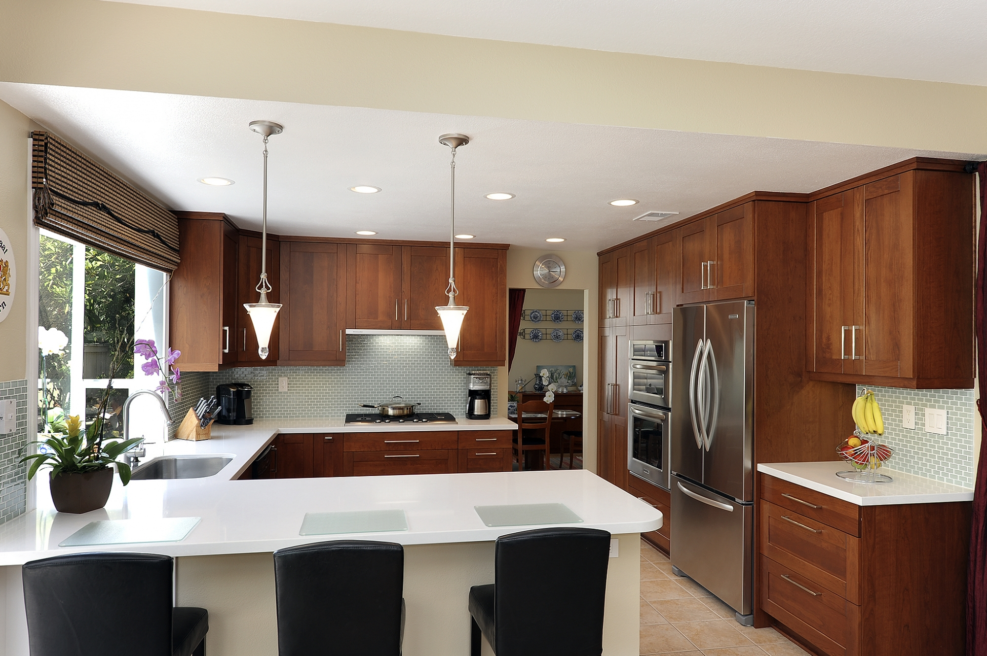 U Shaped Kitchen Plans Photo   3
