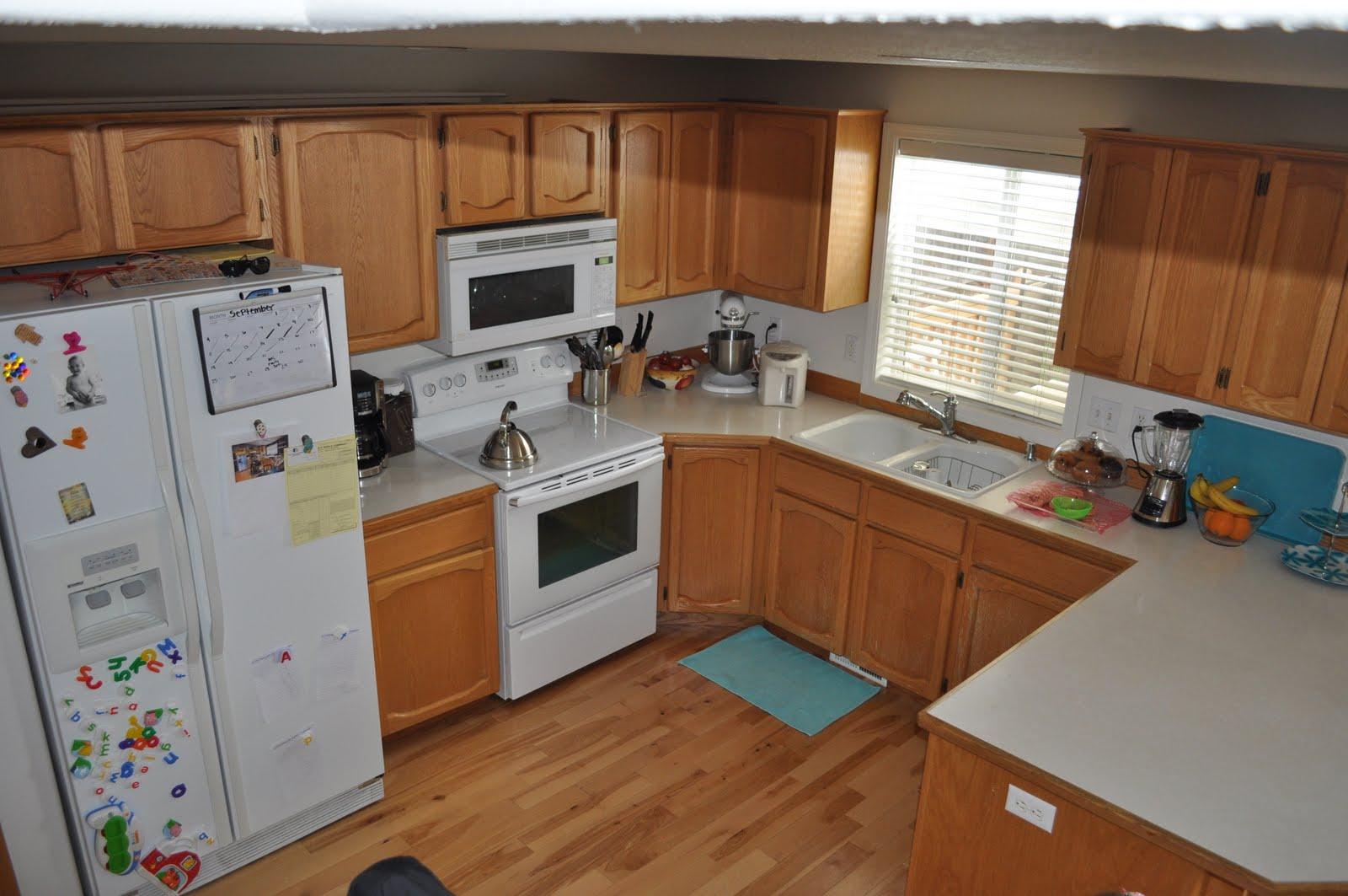 u shaped kitchen small photo - 8