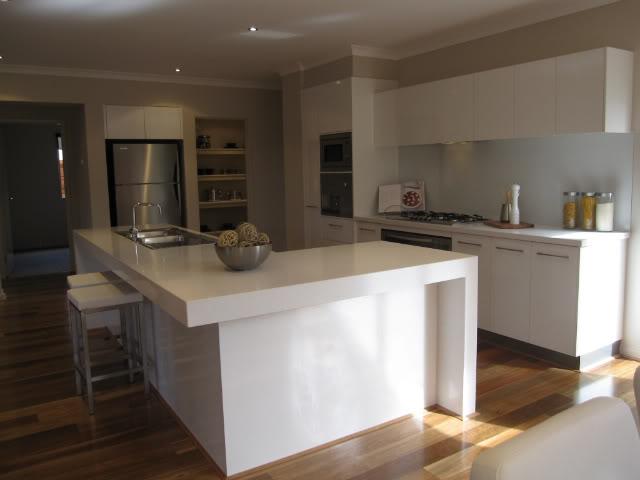 U Shaped Kitchen With Island Bench Photo   3
