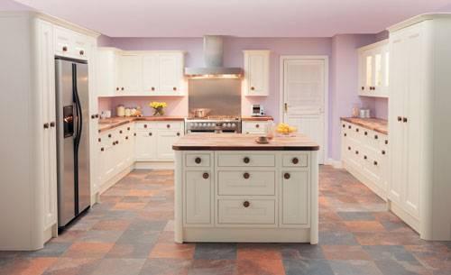 u shaped kitchen with island bench photo - 4