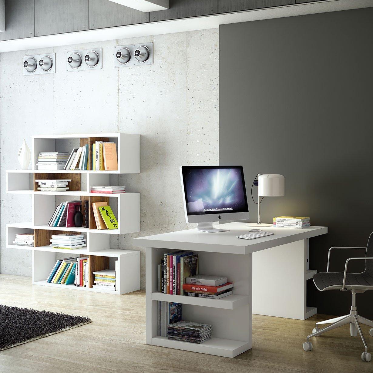 unique home office desks photo - 2