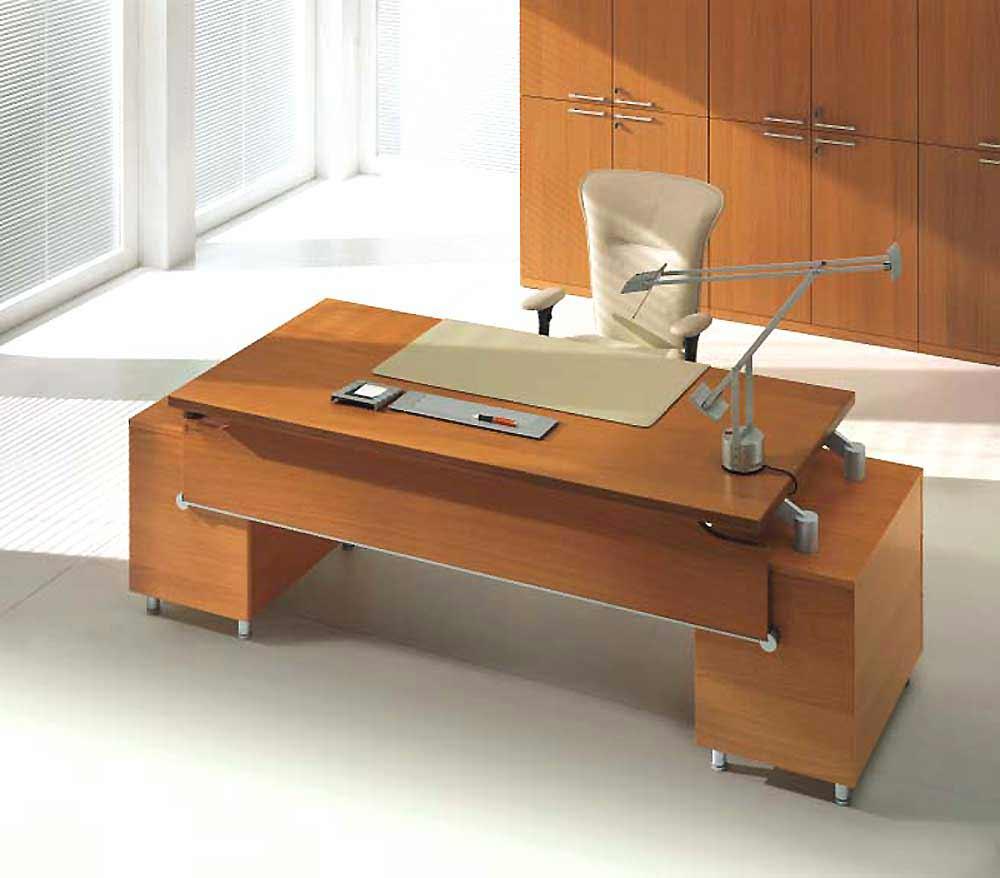 unique home office desks photo - 4