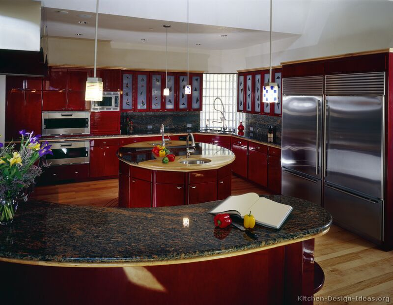 unique kitchen designs photos photo - 4