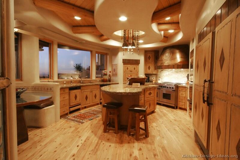 unique kitchen designs photos photo - 5