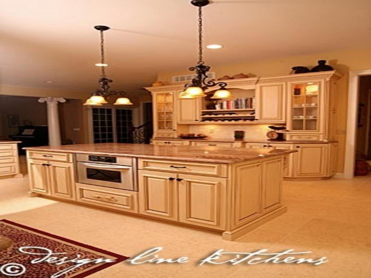 unique kitchen island designs photo - 7