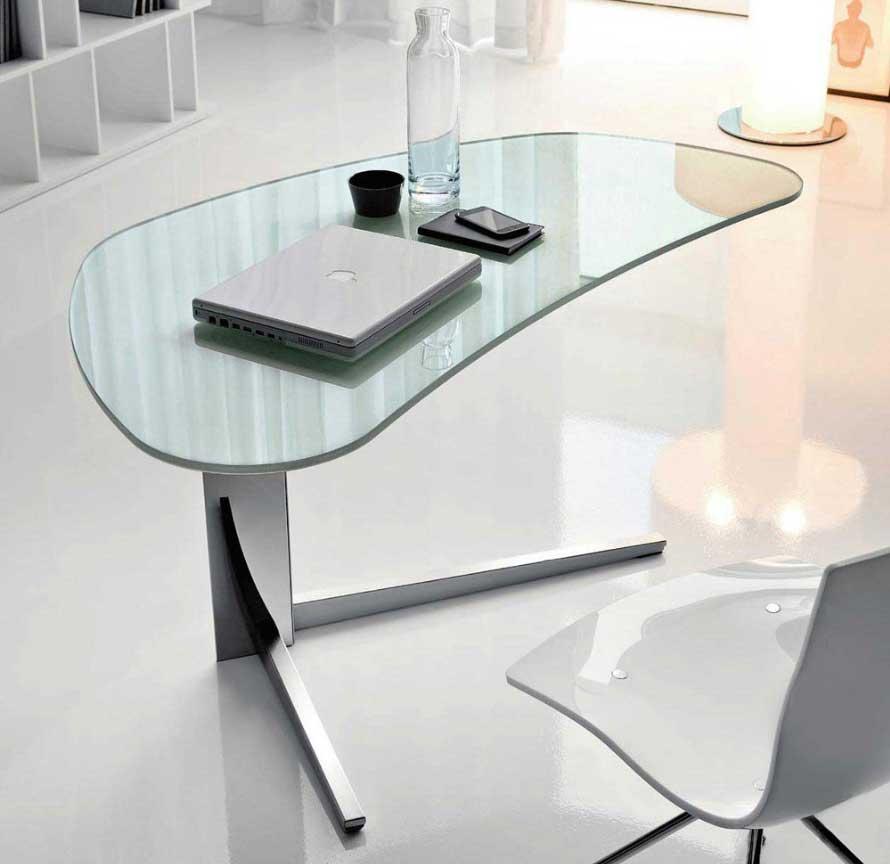 unique office desk ideas photo - 9
